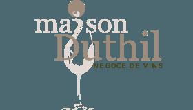 Logo de la Maison Duthil, Négoce de vins, région bordelaise