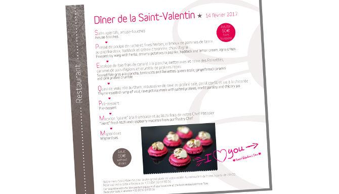 Heliopic #7, Saint-Valentin déclinaison