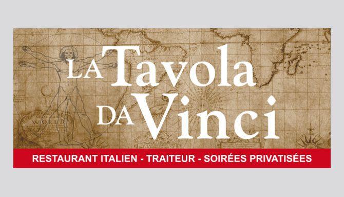 La Tavola da Vinci, Plaquette commerciale, Plaquette institutionnelle