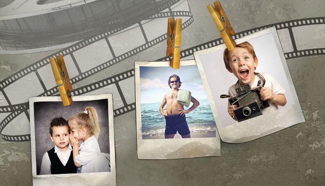 Il était une fois 5/5 : Montage photos, détourage Photoshop, achat visuel banque d'images
